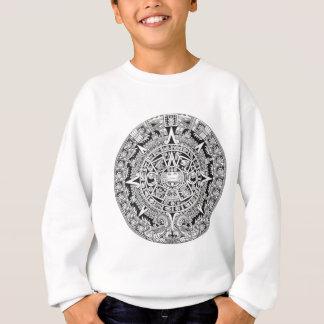 Mayan Calendar 12.21.2012 Aztec Sweatshirt