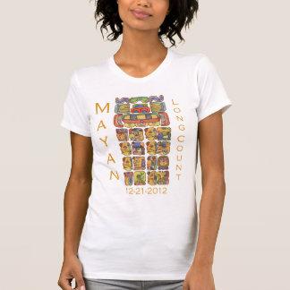 Mayan Calendar 12-21-2012 T-shirt