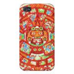 Mayan Calendar 2012 Design Cover For iPhone 4