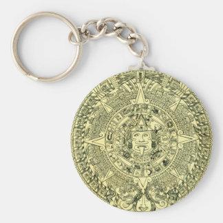 Mayan Calendar 2012 Keychain