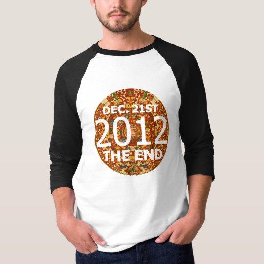 MAYAN CALENDAR - 2012 NIBIRU - PLANET X T-Shirt