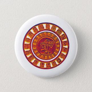 Mayan Calendar 2012 Pinback Button