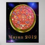 mayan calendar 2012 poster