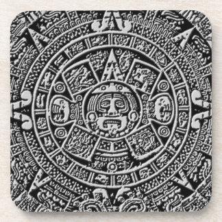 Mayan Calendar Beverage Coaster