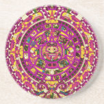 mayan calendar coasters