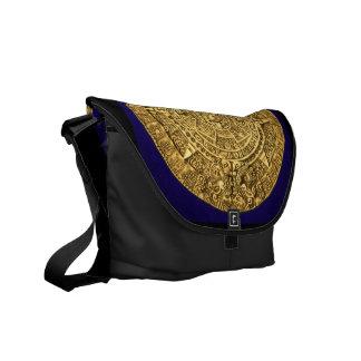 mayan calendar courier bag