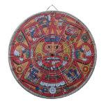 Mayan Calendar Dart Board