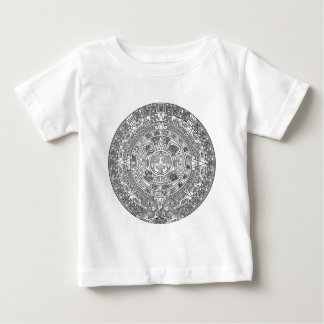 Mayan Calendar Dec.21, 2012 - high quality details Baby T-Shirt