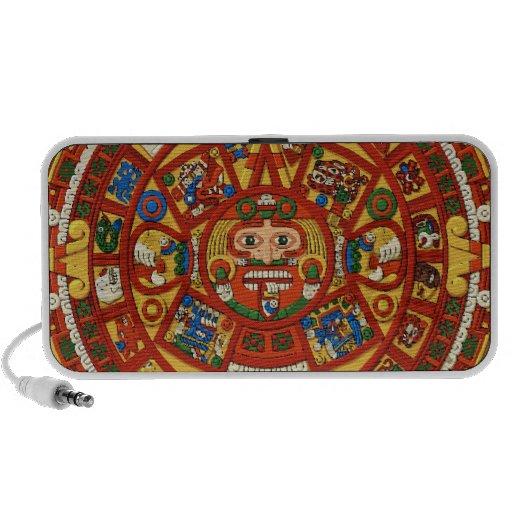 Mayan Calendar - Ending in 2012 - Customizable! Portable Speaker
