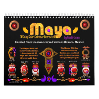 Mayan Calendar for 2011