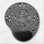 "Mayan Calendar Gel Mouse Pad<br><div class=""desc"">Dec 21, 2012 (aka 12-21-12 or 13.0.0.0.0) was not an Aztec rapture or a Mayan Armageddon. It was not the end of the world at all. Celebrate the end of the 13th b&#39;ak&#39;tun and the beginning of the 14th b&#39;ak&#39;tun with this artistic rendering of the Aztec version of the Mayan...</div>"