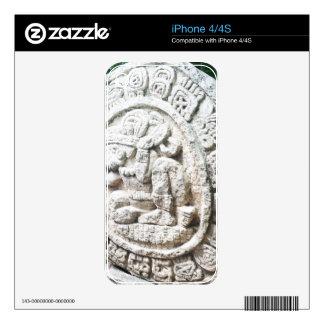 Mayan Calendar iPhone 4 Decals