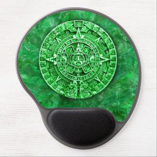 Mayan Calendar (Jade) Gel Mouse Pad