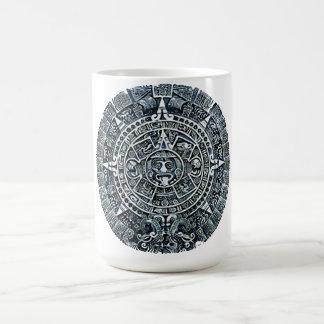 Mayan Calendar / Maya Kalender Classic White Coffee Mug