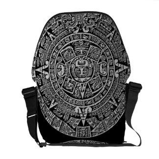 Mayan Calendar Messenger Bags
