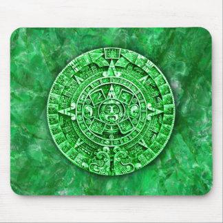 Mayan Calendar Mouse Pad