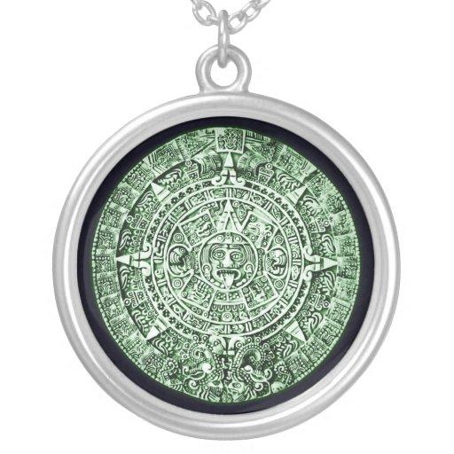 Calendar Extender Design : Mayan calendar pendant zazzle