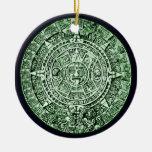 mayan calendar ornaments