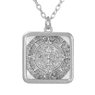 mayan calendar pendants