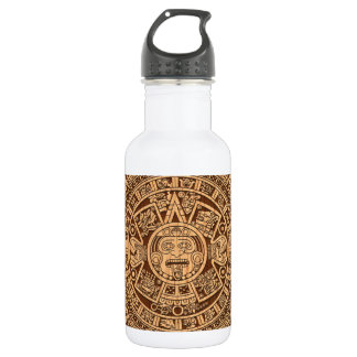 Mayan Calendar 18oz Water Bottle