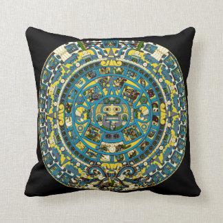 mayan calendar pillows