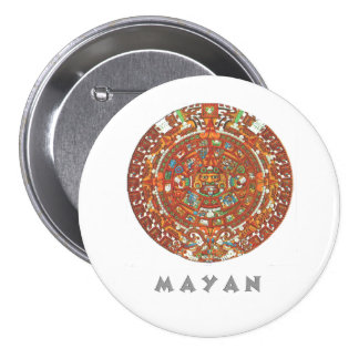 Mayan Calendar Pins