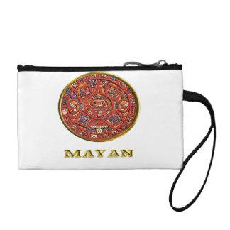 Mayan Calendar products Coin Purses