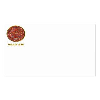 Mayan Calendar products Business Card