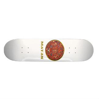 Mayan Calendar products Skateboard Deck