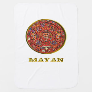 Mayan Calendar products Swaddle Blanket