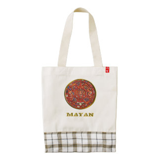 Mayan Calendar products Zazzle HEART Tote Bag