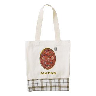 Mayan Calendar products Zazzle HEART Tote Bag