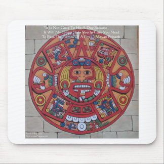 Mayan Calendar & Proverb Gifts Cards & Tees Mouse Pad