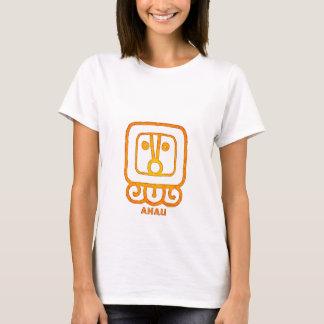 Mayan Calendar Sign - AHAU T-Shirt