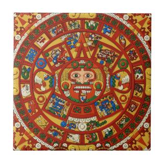 Mayan Calendar Trivit Tile