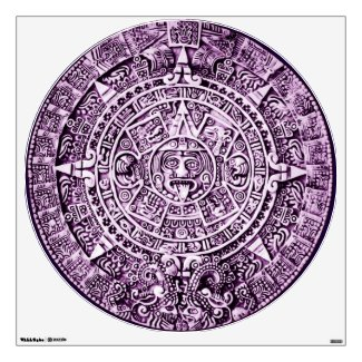 mayan calendar wall graphics