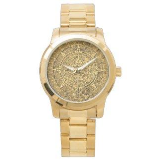 mayan calendar watch