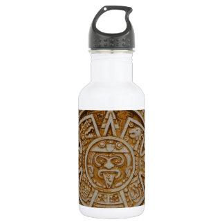 Mayan Calendar Water Bottle