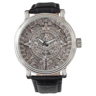 Mayan Calendar Wristwatc Wrist Watches