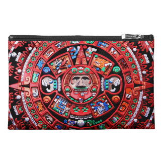Mayan Calender Travel Accessories Bags