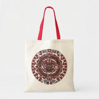 Mayan Calender Budget Tote Bag