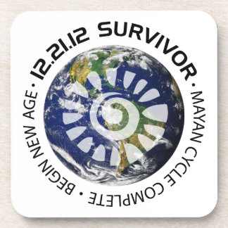 Mayan Calender End of the World 2012 Coasters