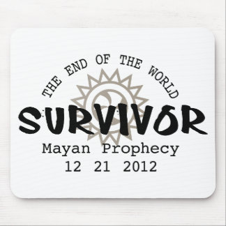 Mayan Calender End of the World 2012 Mouse Pad