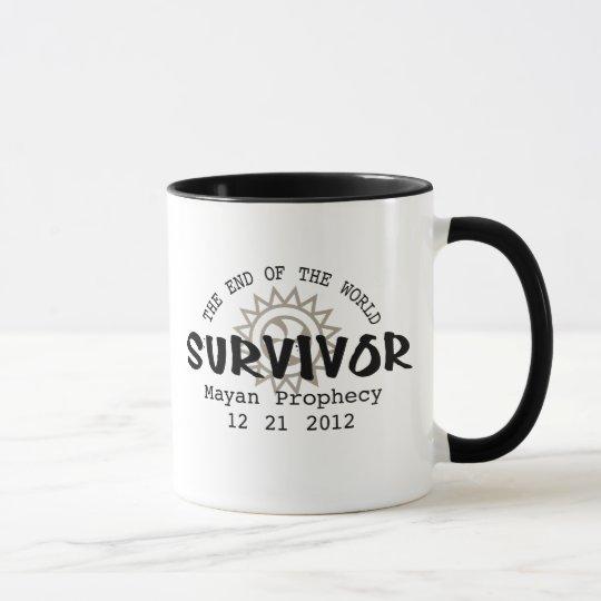 Mayan Calender End of the World 2012 Mug