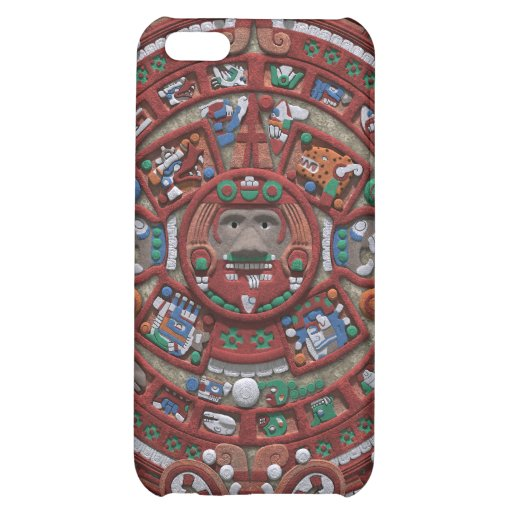 Mayan Calender iPhone 5C Cases