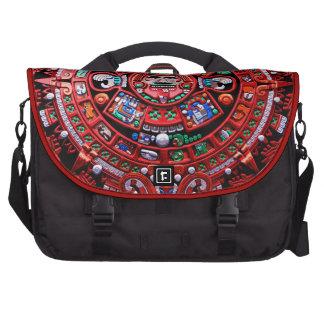 Mayan Calender Commuter Bag