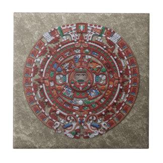 Mayan Calender Tile