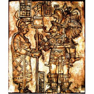 Mayan Carvings Photo Series #1 Statuette