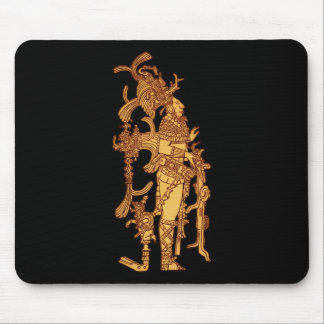 Mayan Ceremonial Dress Mouse Pad