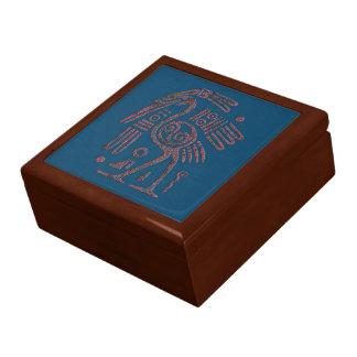 Mayan Crane Image 1 Gift Box